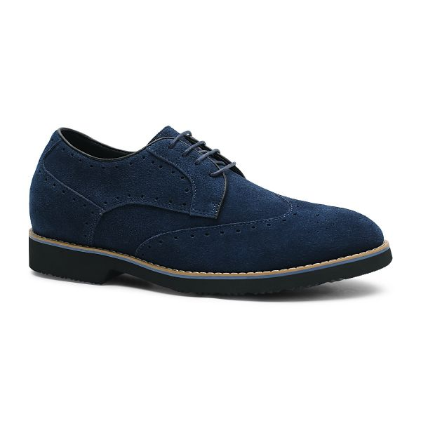 Rome Suede Sneakers - Charcoal Navy