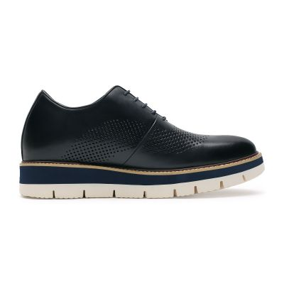 Bounce Oxford Sneakers - Space Blue