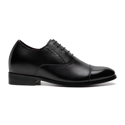Tony Captoe Oxford - Caviar Black